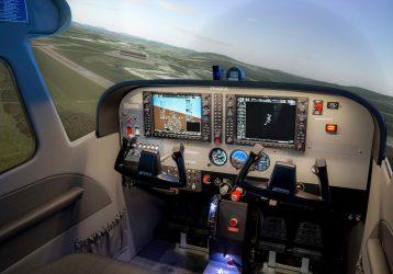 Cessna-C172-Simulator